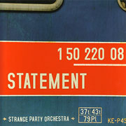 Strange Party Orchestra: Statement cover image