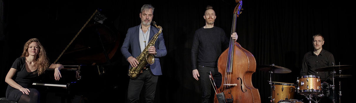 THE NIELS WILHELM KNUDSEN QUARTET